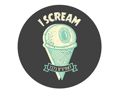 I Scream - Ice cream parlor