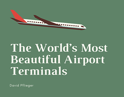 David Pflieger | The Most Beautiful Airport Terminals