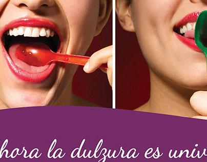 Publicidad Mazamorra Universal