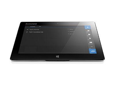 Client Work - App, Win Tablet