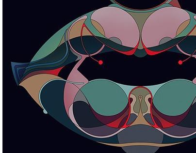 Lips transform