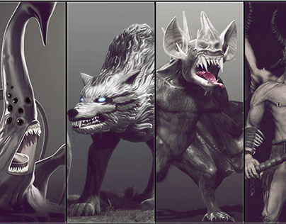 Collection: Creatures