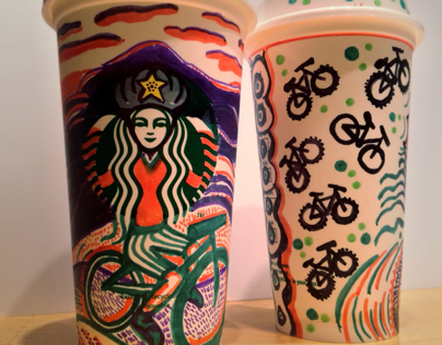 Coffee Cup Doodling