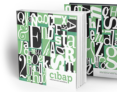 Jaarboek Cover / Yearbook Cover