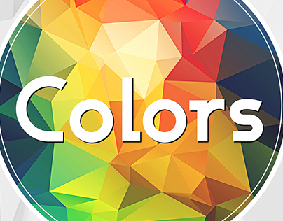 COLORS POSTER
