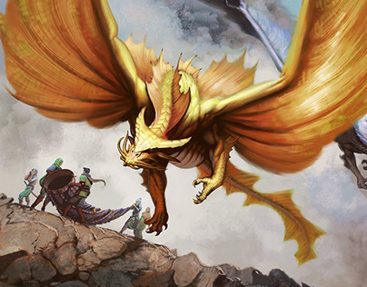Dungeons & Dragons - Tyranny of Dragons 2014