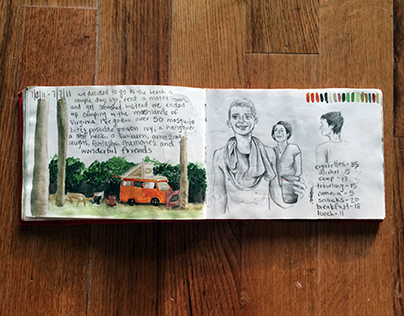 Sketchbook II