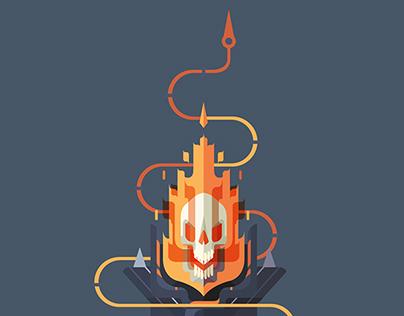 Ghost Rider Fan Art