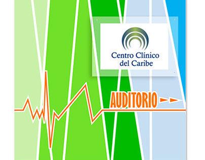 AREAS  HACIA AUDITORIO CENTRO CLINICO DEL CARIBE