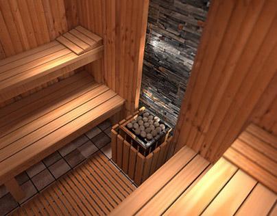 Sauna - Poli Spa