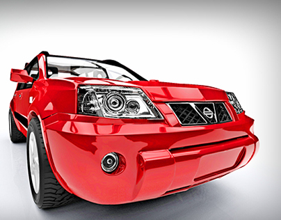 3D Modeling of a van
