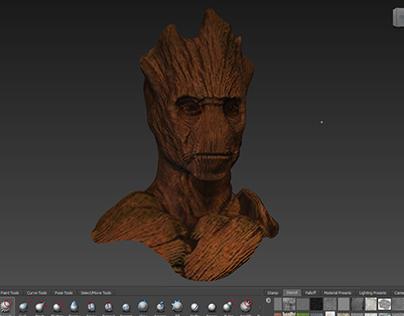 3D Sculpting Studies