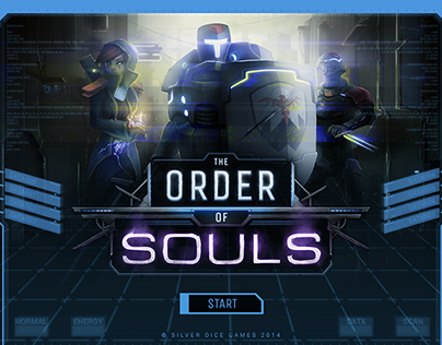 The Order of Souls - UI