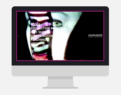 LS Visual Designer | Website