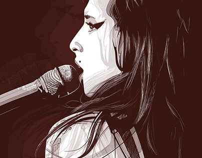 Poster | Amy Winehouse