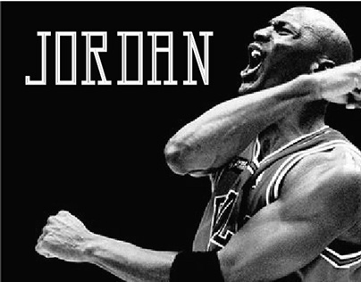 type Jordan
