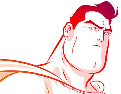 Technicolor Superheroes