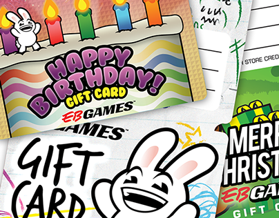 EB Games Snap Gift Cards