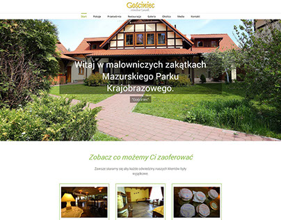 www.gworek.pl | New Website with WordPress