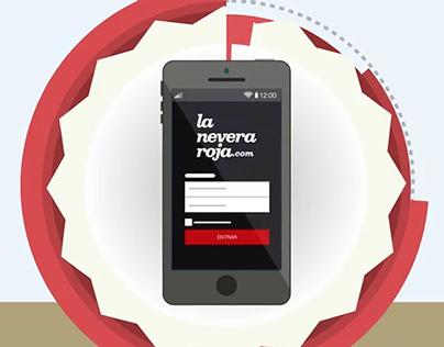 La Nevera Roja App