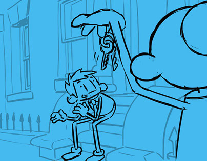Nokia Storyboards for Blue Zoo