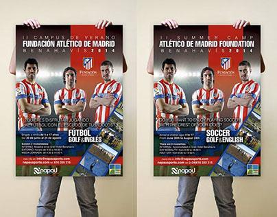 Atlético de Madrid Summer Camp