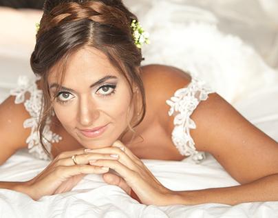 Turkish wedding: Julia and Mert.