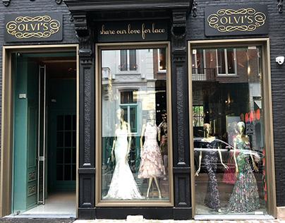 Магазин Olvi's в Амстердаме