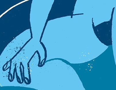 Poseidon and Scilla