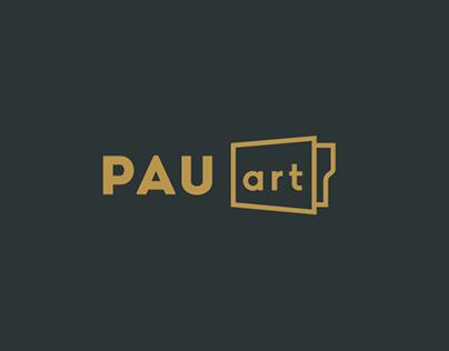PAUart logo // Polska Akademia Umiejętności