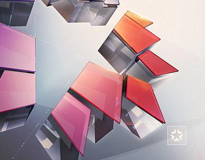Star tv Print Design