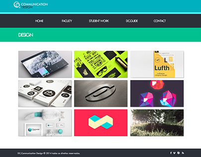 WebSite Communication Design