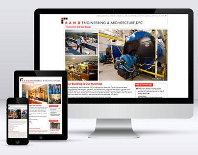 Rand Website Revamp