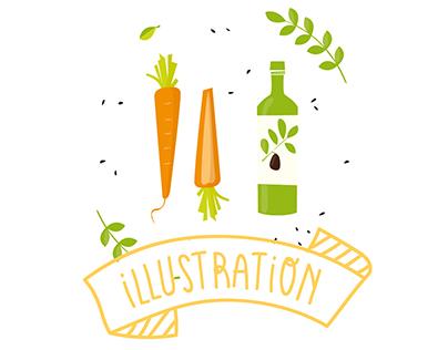 Illustrations digitales ▶ My Milkyway Kingdom Blog