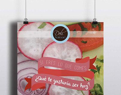 Posters - Food. Varios Clientes