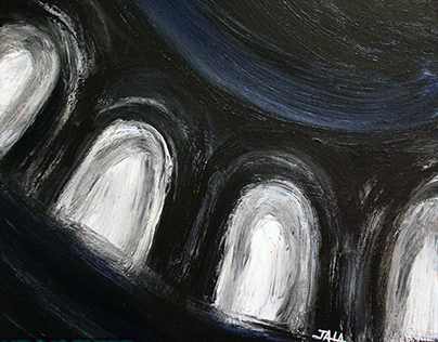 Ephemeral Ascendancy: Black and White