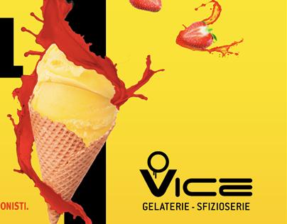 Campagna affissione per Vice.
