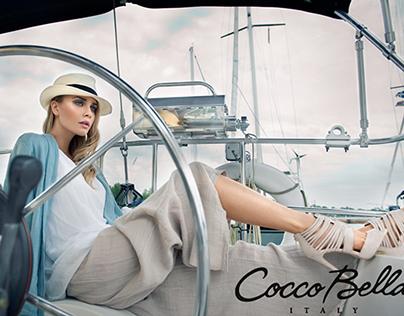 CoccoBella fashion campaign cruise/spring 2015/fall2014