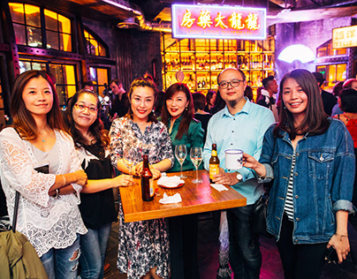Event photography: Daimon Shanghai Re-opening