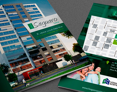 HOGARES SOSTENIBLES // publicidad