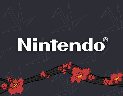 Nintendo Rebranding Project