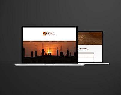 FEGMA . Diseño Web / Web Design (2019)