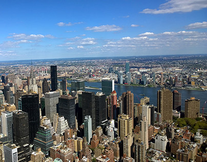 NYC Buildings & Cityscapes