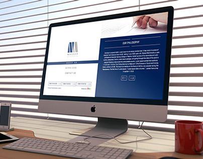NassifAssurance, Website