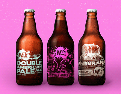 Way Beer | Packaging