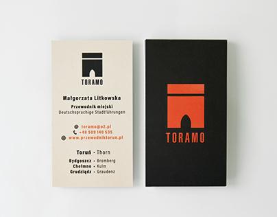 Toramo   branding