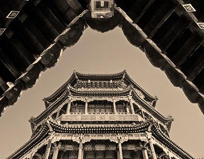 DAI CING GURUN /Chinese architecture
