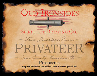 Old Ironsides Spirits and BrewingPrivateer