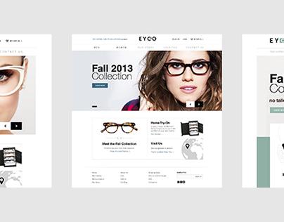 Eyewear Online Store (EYCO)