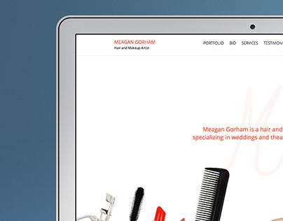 Meagan Gorham Personal Website
